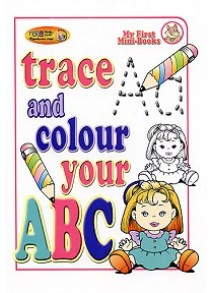 Trace and colour your ABC