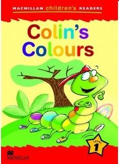 Macmillan Children's Readers: Colin's colours - Ниво 1