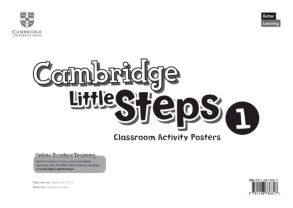 Cambridge Little Steps 1 - Плакати