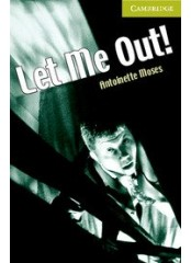 Cambridge English Readers: Let Me Out!, ниво Starter