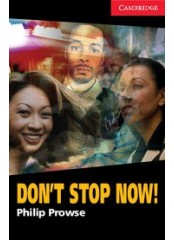 Cambridge English Readers: Don't Stop Now!, ниво A1