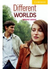 Cambridge English Readers: Different Worlds, ниво A2