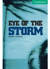 Cambridge English Readers: Eye of the Storm, ниво B1.1