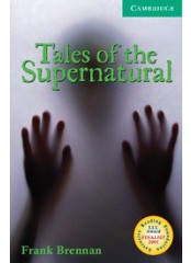 Cambridge English Readers: Tales of the Supernatural, ниво B1.1