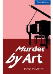 Cambridge English Readers: Murder by Art, ниво B2