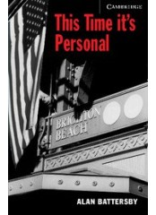 Cambridge English Readers: This Time It's Personal, ниво C1