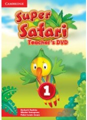 Super Safari 1 – DVD за учителя