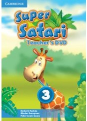 Super Safari 3 – DVD за учителя