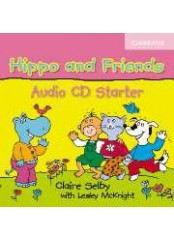 Hippo and Friends, Ниво Starter – CD