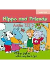 Hippo and Friends, Ниво 2 – CD