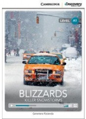 Cambridge Discovery Education Interactive Readers: Blizzards - Ниво A1