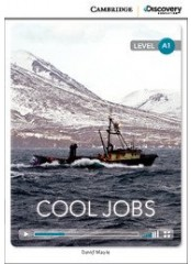 Cambridge Discovery Education Interactive Readers: Cool Jobs - Ниво A1