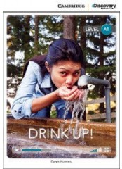 Cambridge Discovery Education Interactive Readers: Drink Up! - Ниво А1