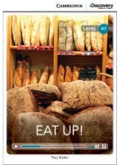 Cambridge Discovery Education Interactive Readers: Eat Up! - Ниво А1
