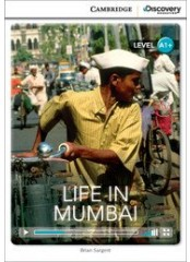 Cambridge Discovery Education Interactive Readers: Life in Mumbai - Ниво А1+
