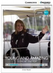 Cambridge Discovery Education Interactive Readers: Young and Amazing - Ниво А1+