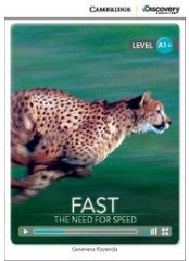 Cambridge Discovery Education Interactive Readers: Fast - Ниво А1+