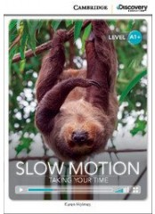 Cambridge Discovery Education Interactive Readers: Slow Motion - Ниво А1+