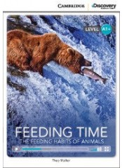 Cambridge Discovery Education Interactive Readers: Feeding Time - Ниво А1+