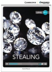 Cambridge Discovery Education Interactive Readers: Stealing- Ниво А1+