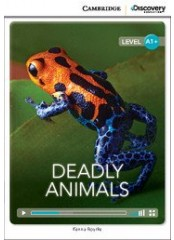 Cambridge Discovery Education Interactive Readers: Deadly Animals - Ниво А1+