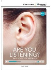Cambridge Discovery Education Interactive Readers: Are You Listening? - Ниво А1+