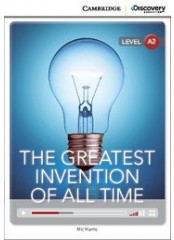 Cambridge Discovery Education Interactive Readers: The Greatest Invention of All Time - Ниво А2