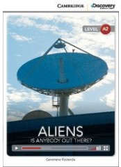 Cambridge Discovery Education Interactive Readers: Aliens - Ниво А2