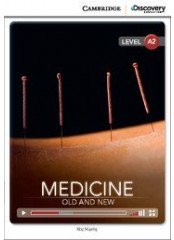 Cambridge Discovery Education Interactive Readers: Medicine - Ниво А2