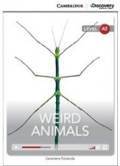 Cambridge Discovery Education Interactive Readers: Weird Animals - Ниво А2