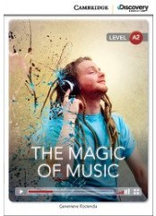 Cambridge Discovery Education Interactive Readers: The Magic of Music - Ниво А2