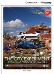Cambridge Discovery Education Interactive Readers: The City Experiment - Ниво А2+