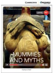 Cambridge Discovery Education Interactive Readers: Mummies and Myths - Ниво А2+