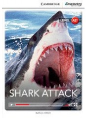 Cambridge Discovery Education Interactive Readers: Shark Attack - Ниво А2+