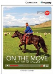 Cambridge Discovery Education Interactive Readers: On the Move - Ниво А2+