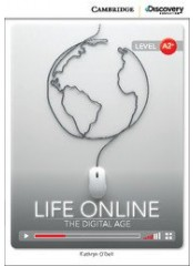 Cambridge Discovery Education Interactive Readers: Life Online - Ниво А2+