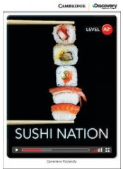 Cambridge Discovery Education Interactive Readers: Sushi Nation - Ниво А2+
