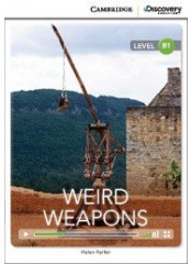 Cambridge Discovery Education Interactive Readers: Weird Weapons - Ниво B1