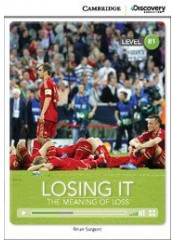 Cambridge Discovery Education Interactive Readers: Losing It - Ниво B1