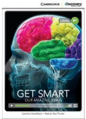 Cambridge Discovery Education Interactive Readers: Get Smart - Ниво B1