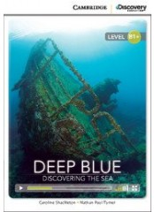 Cambridge Discovery Education Interactive Readers: Deep Blue - Ниво B1+