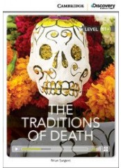 Cambridge Discovery Education Interactive Readers: The Traditions of Death - Ниво B1+