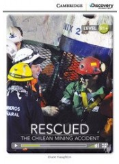Cambridge Discovery Education Interactive Readers: Rescued - Ниво B1+