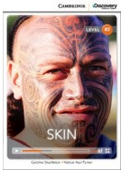 Cambridge Discovery Education Interactive Readers: Skin - Ниво B2