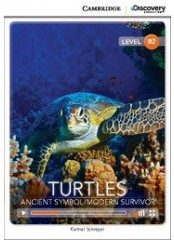 Cambridge Discovery Education Interactive Readers: Turtles - Ниво B2