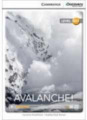 Cambridge Discovery Education Interactive Readers: Avalanche! - Ниво B2+