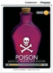 Cambridge Discovery Education Interactive Readers: Poison - Ниво B2+