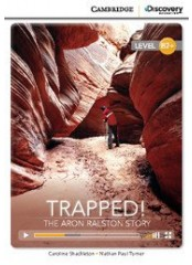 Cambridge Discovery Education Interactive Readers: Trapped! - Ниво B2+