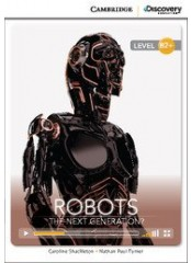 Cambridge Discovery Education Interactive Readers: Robots - Ниво B2+