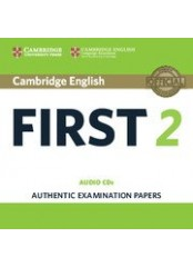 Cambridge FCE 2 Practice Tests, New edition for revised exam 2015 - 2 CD